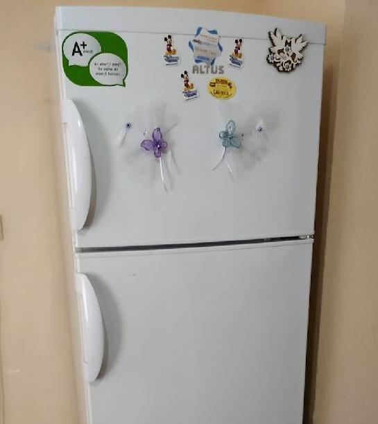 Yetkili servis garantili ikinci el altus buzdolabı