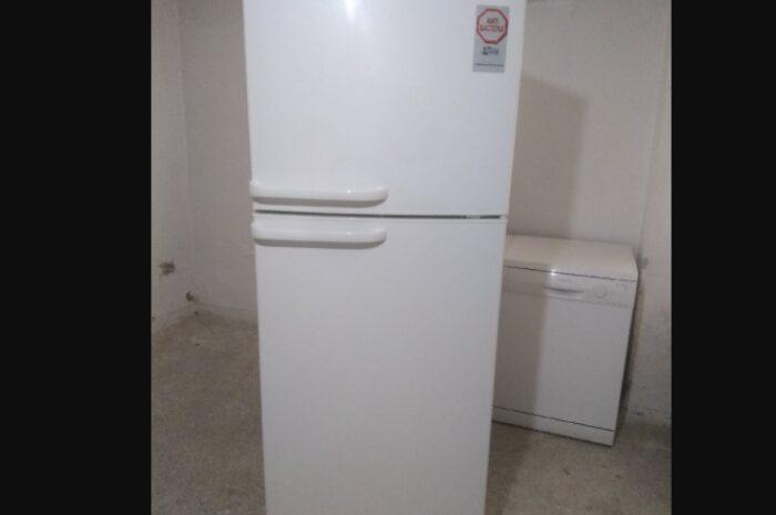 iki kapılı bosch buzdolabı bütün kontrolleri yapılmış