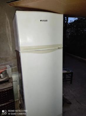 arçelik iki kapılı sağlam sorunsuz nofrost buzdolabı 350 liraya