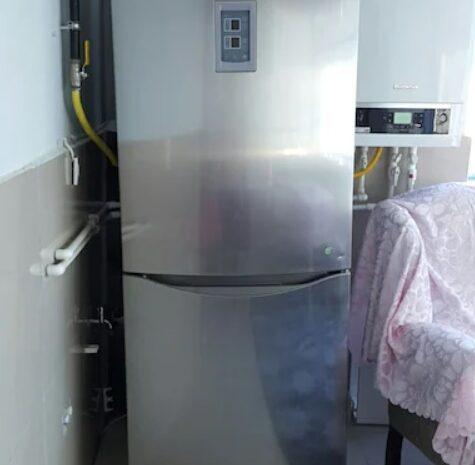 Ariston buzdolabı ters kapaklı dondurucu kısmı altta